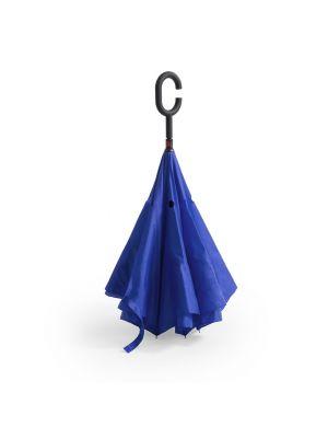 Paraguas clásicos hamfrey de plástico para personalizar vista 1