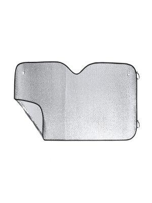 Parasoles de coche falnit de metal con publicidad imagen 1