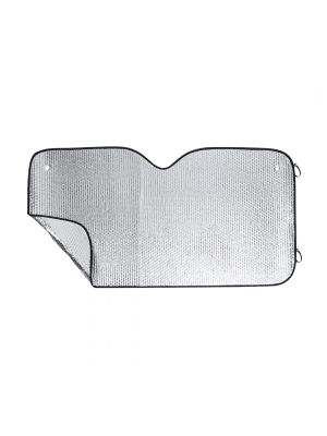 Parasoles de coche belgiox de metal con publicidad vista 1