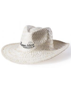 Sombreros dimsa de paja para personalizar vista 1