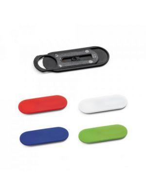 Otros accesorios de pc hide. protector de webcam de plástico con publicidad vista 5