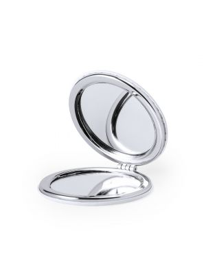 Espejos plumiax de polipiel con publicidad vista 1