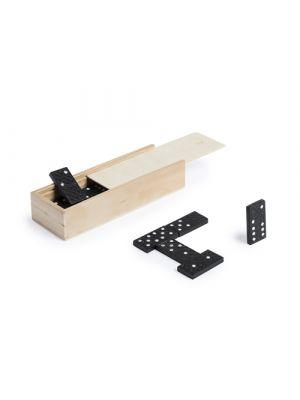 Barajas y juegos de mesa dominó prakon de madera imagen 1