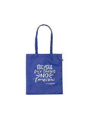 Bolsas compra kelmar de plástico ecológico con publicidad vista 1