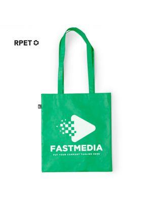 Bolsas compra frilend de plástico ecológico para publicidad vista 1