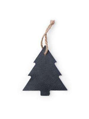 Navidad adorno vondix de cerámica con publicidad vista 1