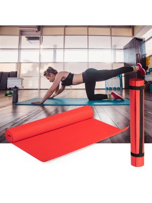Fitness esterilla nodal de eva con impresión imagen 1