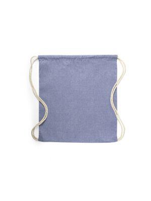 Mochilas cuerdas petate konim de 100% algodón ecológico vista 2