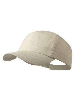 Gorras zonner de 100% algodón ecológico para personalizar vista 1