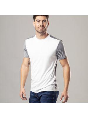 Camisetas técnicas tecnic troser de poliéster vista 1