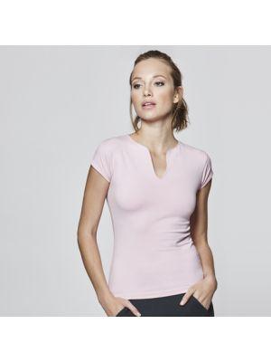 Camisetas manga corta roly belice mujer de algodon para personalizar vista 1