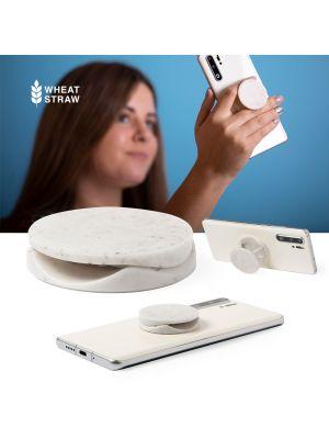 Soportes móviles chelun de caña de trigo ecológico imagen 2