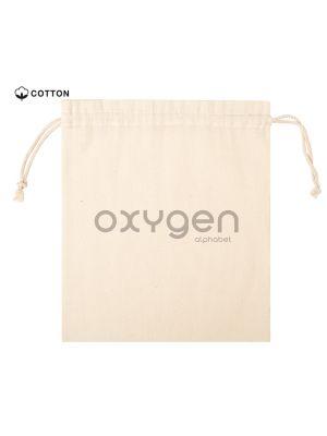 Bolsas personalizadas jardix de 100% algodón ecológico con publicidad vista 2
