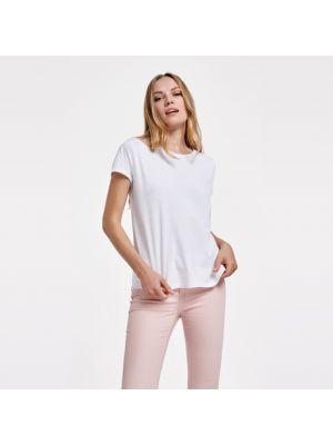 Camisetas manga corta roly cies de 100% algodón con publicidad imagen 1