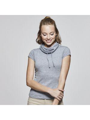 Camisetas manga corta roly laurus mujer de 100% algodón para personalizar vista 1