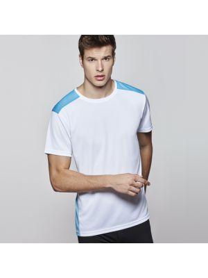 Camisetas técnicas roly detroit de poliéster para personalizar imagen 1