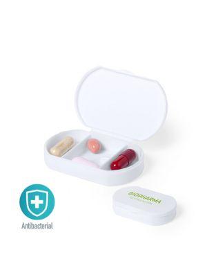 Salud pastillero antibacteriano hempix para personalizar vista 2