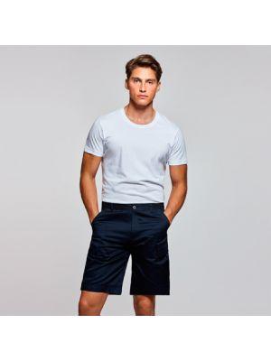 Pantalones roly amazonas de 100% algodón con publicidad vista 1