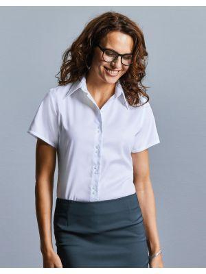 Camisas manga corta russell ultimate mujer con impresión vista 1