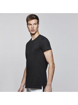 Camisetas manga corta roly collie de 100% algodón para personalizar vista 1