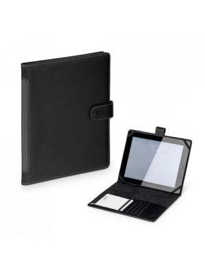 Fundas tablet tableto de polipiel con publicidad vista 2