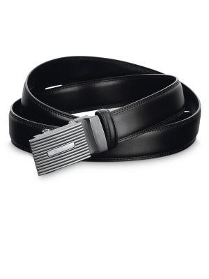 Complementos vestir san. cinturón de caballero de piel imagen 1