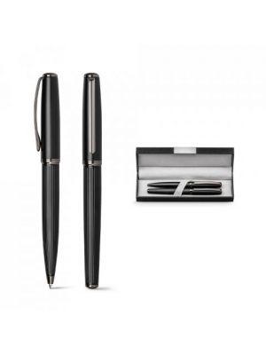 Bolígrafos roller imperio de metal con impresión imagen 7