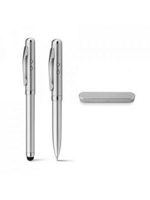 Bolígrafos multifunción lapoint de metal con publicidad imagen 8