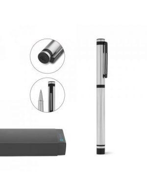 Bolígrafos roller branve stain de metal con publicidad imagen 8