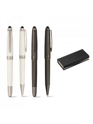 Bolígrafos roller royal de metal para personalizar imagen 13