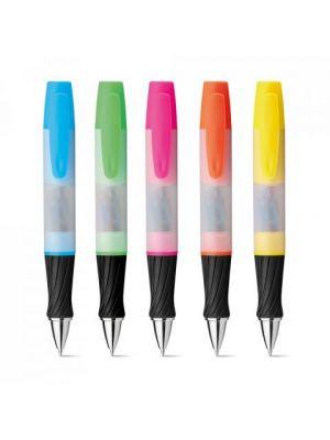 Bolígrafos personalizados grand con logo vista 3