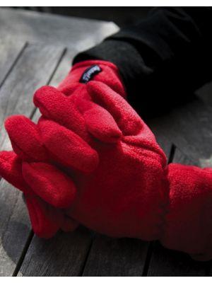 Guantes invierno result guantes polares active para personalizar imagen 1