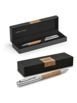 Bolígrafos de lujo cork plus de corcho vista 2
