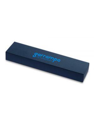 Fundas y embalajes pendulo de papel con publicidad vista 1