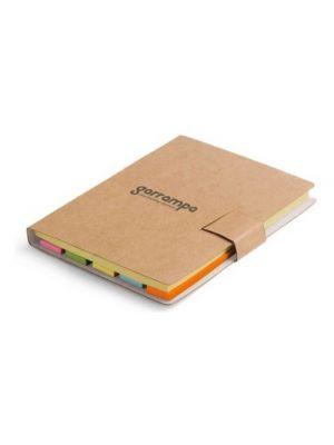 Notas adhesivas lewis de cartón para personalizar vista 1