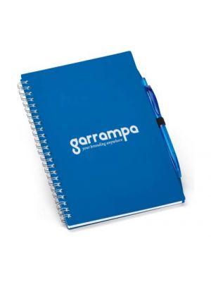 Cuadernos con anillas mironte de plástico para personalizar vista 1