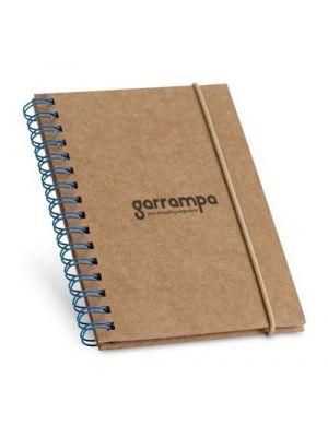 Cuadernos con anillas marlowe de cartón ecológico para personalizar vista 1