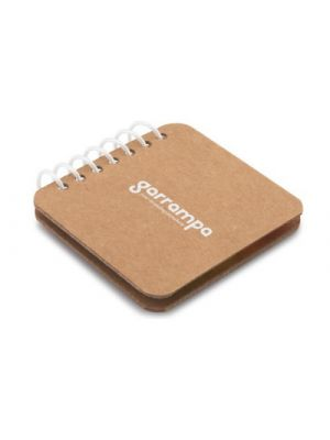 Notas adhesivas peter de papel vista 1