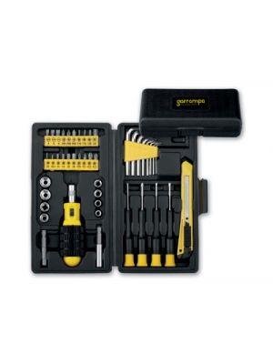 Kit herramientas tuff. set de herramientas de metal para personalizar vista 1