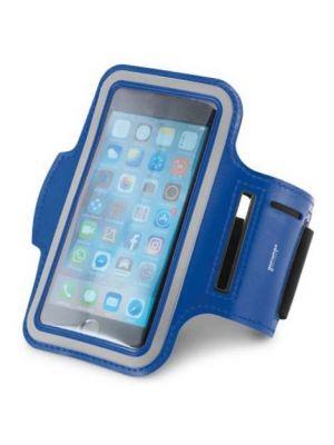 Complementos deportivos bryant. brazalete para smartphone de poliéster con publicidad vista 1