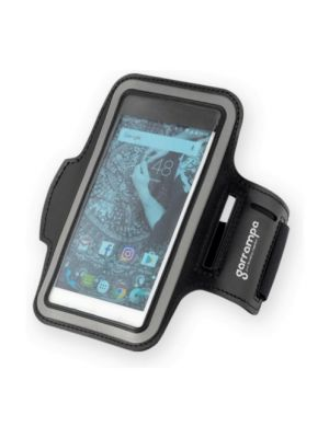 Complementos deportivos confor. brazalete para smartphone de poliéster vista 1