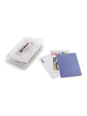 Aniversarios johan. baraja de 54 cartas de papel para personalizar vista 1