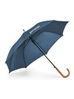 Paraguas clásicos patti de poliéster vista 1