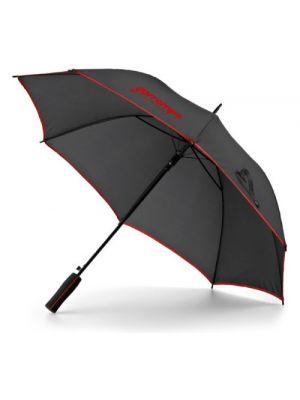 Paraguas clásicos jenna de poliéster para personalizar vista 1