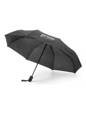Paraguas plegables jacobs de plástico para personalizar vista 1