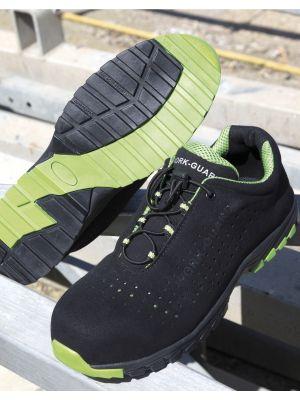 Calzado seguridad result zapatillas de seguridad shield con publicidad vista 2