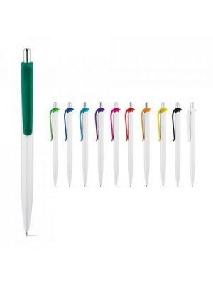 Bolígrafos básicos ana de plástico para personalizar imagen 5