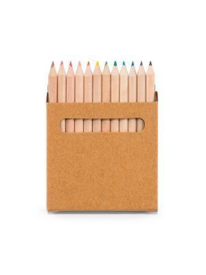 Pinturas colorear coloured de cartón con impresión imagen 2