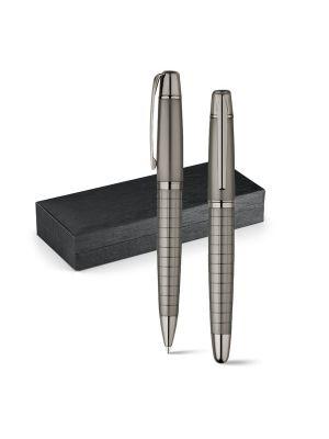 Bodas warhol. set de roller y bolígrafo de metal con impresión imagen 2