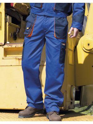 Pantalones de trabajo result lite para personalizar vista 3